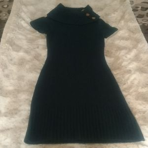 NWT Body Central Sweater Dress w/ Buttons: Size M